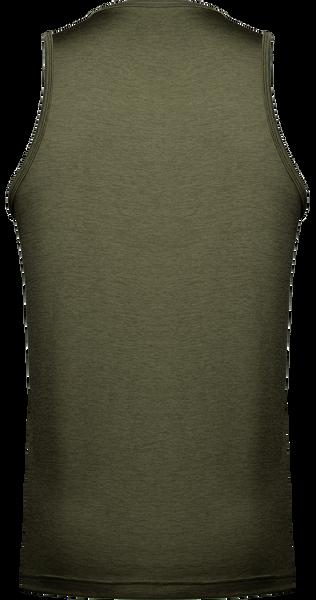 Madera Tank Top - Army Green