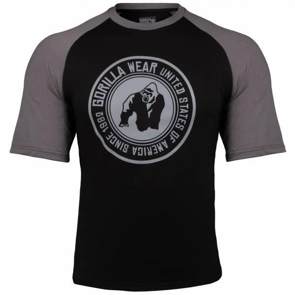 Texas T-shirt - Black/Dark Gray